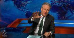 Jon Stewart Takes Alabama, Kansas to Task over LGBT Equality...