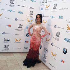 Mallika Sherawat looks Red Hot at UNICEF Gala! | PINKVILLA