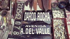 Mercado de Pulgas, Plaza Rocha. #MardelPlata #MDQ #iLoveMDQ #Mercado #antigüedades #reliquias #antiguedades