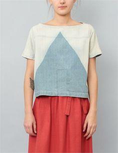 Rachel Comey Alban Top - Herringbone wow ... i want that shirt