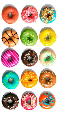 Dive into these 15+ Donuts that have you screaming DONUT DAY but are secretly healthy, gluten free, vegan and paleo!
