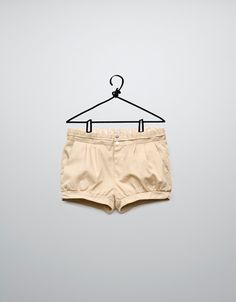 GABARDINE BERMUDA SHORTS - Skirts and shorts - Baby girl (3-36 months) - Kids - ZARA United States