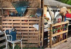 Ranger's garden tools, ideas