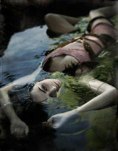 Pagan Beauty - Naiades, Fresh Water Nymph