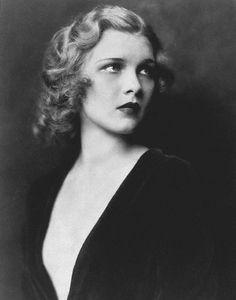 Ziegfeld Dancer Drucilla Strain c. 1940s