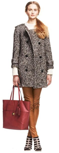 The look of fall, by Coach