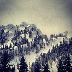 #mindfuckmonday #wenttothetop #epicpowrun #pow #powder #mountain #rooster #powerlines #bootpacking #hiking #backcountry #PNW #upperleftusa #Washington #stevenspass #technine
