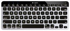 Logitech Bluetooth Easy-Switch K811 Keyboard for Mac, iPad, iPhone