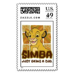 """==> reviews          Lion King Simba cub """"just being a cub"""" Disney Postage Stamps           Lion King Simba cub """"just being a cub"""" Disney Postage Stamps you will get best price offer lowest prices or diccount couponeHow to          Lion King Simba cub """"just being a ...Cleck See More >>> http://www.zazzle.com/lion_king_simba_cub_just_being_a_cub_disney_postage-172209930860571481?rf=238627982471231924&zbar=1&tc=terrest"""