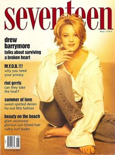 Drew Barrymore This Was The Pic That Made Me Want A Toe