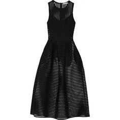 Lily Collins wearing Maje Rire Dress