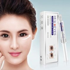 5ML Anti-Dark Circles Concerned Anti-Aging Hyaluronic Acid Repairing Eye Cream Eye Care