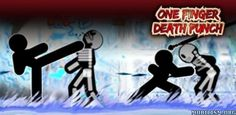 One Finger Death Punch v4.96 [Mod Money]Requirements: 3.0+Overview: Experience cinematic kung-fu battles in the fastest, most intense brawler the world has ever seen!   With the unique 1:1 response system of One Finger Death Punch, players will feel...