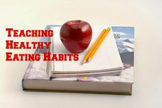 Great tips on teaching healthy eating habits. A must read!