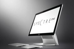 HP Launches The World's Thinnest Desktop Computer 'Spectre One'