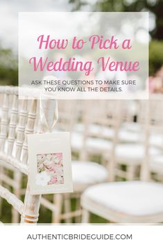 How to find the perfect wedding venue that is in your budget. Pick a venue to hold your wedding that speaks to your authentic style. Wedding Ceremony Music, Wedding Reception Games, Wedding Venues, Wedding Planning Binder, Wedding Arch Flowers, Wedding Planning Inspiration, Wedding Advice, Perfect Wedding, Budget