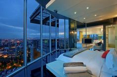 id love to wake up and be able to overlook an entire ....