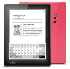 kobo aura roze - Google zoeken