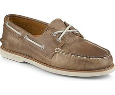 Sperry Top-Sider  Men's Gold Cup Authentic Original Cross Lace Boat Shoe