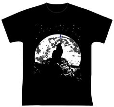 """O gato, a lua e a borboleta R$ 30,00 + frete Todas as cores Personalizamos e estampamos a sua ideia: imagem, frase ou logo preferido. Arte final. Telas sob encomenda. Estampas de/em camisas masculinas e femininas (e outros materiais). Fornecemos as camisas ou estampamos a sua própria. Envie a sua ideia ou escolha uma das """"nossas"""".... Blog: http://knupsilk.blogspot.com.br/ Pagina facebook: https://www.facebook.com/pages/KnupSilk-EstampariaSerigrafia/827832813899935?pnref=lhc https://"""