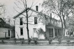 Before the Parsonage was moved to our site, it stood approximately where the William G. Paulus Administrative building for the Salem-Keizer School District stands today on Ferry Street (The origina...