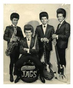 The Fabulous Jags.....( it just doesn't get any better)