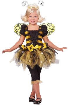 California Costumes Sunny Honey Bee Costume One Color 46 Large   Find out  more at 5860637b898