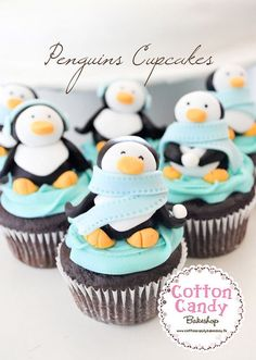 http://cnatrainingclass.co CNA Training Class  Penguin cupcakes cupcakes-cupcakes-cupcakes-