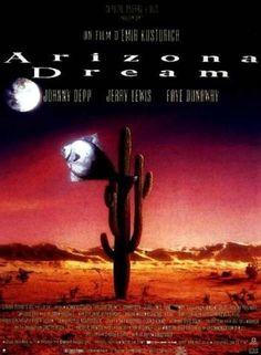 (12) Affiches, posters et images de Arizona Dream (1993) - SensCritique