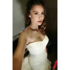 Askbook One Shoulder Wedding Dress, American, Wedding Dresses, Beauty, Food, Fashion, Bride Dresses, Moda, Bridal Gowns