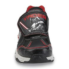 ad2b33a2d812 new #disney star wars darth vader toddler boy shoe black light-up sizes  10/11/12 from $25.0