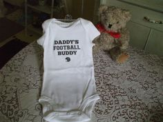Baby Boy Onesie by invisiblewingsdesign on Etsy, $6.00