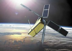 Tiny satellites developed in Maryland could revolutionize earth ...