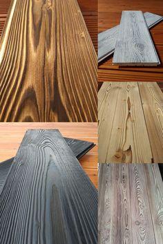 Kefované a opaľované drevo Home, Ad Home, Homes, Haus, Houses