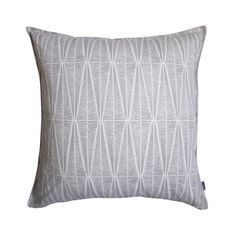 Sylvia Mist Cushion Cover x inch Scatter Cushions, Throw Pillows, Natural Cushions, Cover Gray, White Texture, Geometric Lines, Textures Patterns, Mists, Pillow Covers