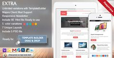 nice Extra - Responsive E-mail Template