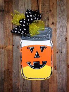 You ought to avoid modifying or cutting hangers, and they should not be reused in different applications. What you want A door hanger is a great Halloween decoration for quite a few factors. Moreover, door hangers also supply you with… Continue Reading → Halloween Door Hangers, Fall Door Hangers, Burlap Door Hangers, Halloween Crafts To Sell, Fall Crafts, Holiday Crafts, Diy Crafts, Happy Halloween, Mason Jar Hanger