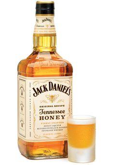 The New Jack Daniel's Tennessee Honey Whiskey $22