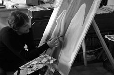 Nicola Soriani. Mentre lavoro al quando LE BALCON rivisitazione surreale del celebre quadro di MANET
