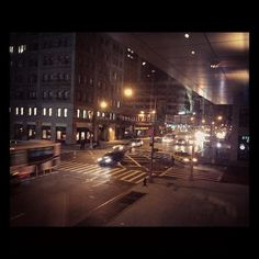 A #NYC Varick street view from our Library Courtesy of @ldianner