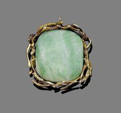 Bonhams : Jewelry Lightning Ridge, Travel Jewelry, Burmese, Opal, Auction, Brooch, Gemstones, Gems, Brooches