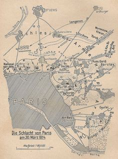 Battle of Paris 30 march 1814