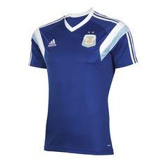 adidas Camiseta de Entrenamiento Selección Argentina de Fútbol  e2793576bc3f8