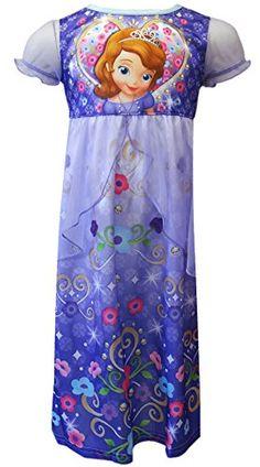 Sofia the First Girls Purple Nightgown (2T) Disney http://www.amazon.com/dp/B00NAYF2H4/ref=cm_sw_r_pi_dp_COCcvb0Y8Y8F6