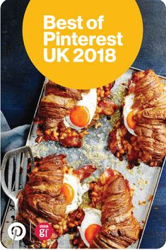Full English croissants by Olive Magazine. – My Favorite Gourmet Recipes, Cooking Recipes, Healthy Recipes, Cooking Food, Food Porn, Good Food, Yummy Food, Tasty, Vegetable Curry