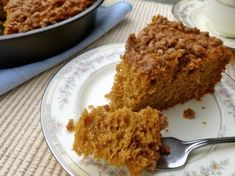 Jump to RecipeWeight Watchers Recipe of the Day: Low Fat Pumpkin Streusel Coffeecake An easy, healthy, low-fat pumpkin coffee cake with streusel topping that bakes up light and delicious. I can't seem to let go of my pumpkin infatuation this year and have been perusing my cookbooks for even more light and healthy ways to...Read More