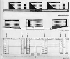Giorgio Grassi - trieste-palais-de-ladministration-regionale-1974