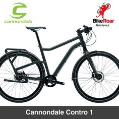 REVIEW: Cannondale Contro 1.  The stealth bomber of the urban cycling world. ❤ READ THE REVIEW: http://www.bikeroar.com/products/cannondale/contro-1-2015?utm_content=bufferb2cdc&utm_medium=social&utm_source=pinterest.com&utm_campaign=buffer #cannondale #ridecannondale #urbanbike #urbanassault #commuter #cycling #review #bikereview