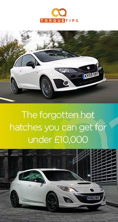 May they be older models like the Ford Fiesta XR2 and Peugeot 205 GTI, or more recent options like the Fiesta ST or Honda Civic Type R, hot hatches are abundant in the used market.   But sometimes, some efforts slip under the radar and aren't as popular as manufacturers would have expected. Here are some of the lesser-known hot hatchbacks that you can get for our £10,000 budget.