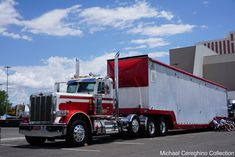 Peterbilt 389, National Convention, Semi Trucks, Historical Society, Trailers, Wood, Woodwind Instrument, Hang Tags, Timber Wood